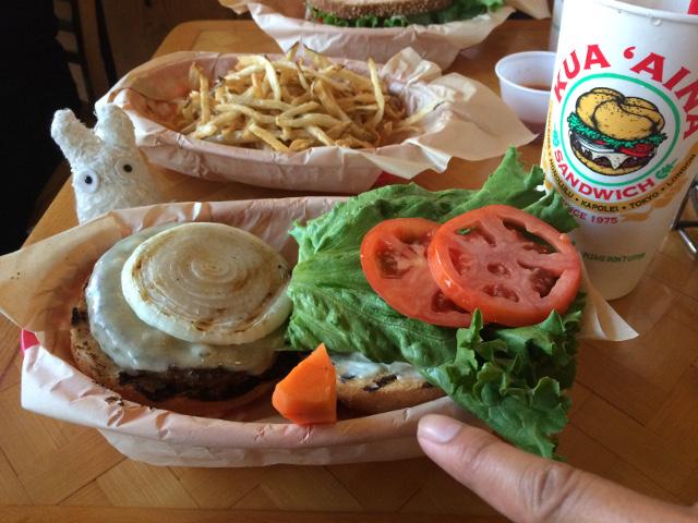Kua 'Aina Sandwich