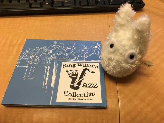Self-titled - King William Jazz Collective